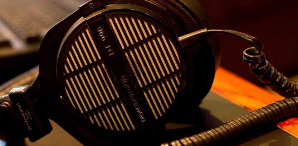 Audio mastering equipment pic 2